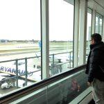 Londres esperando avion 150x150 - Londres con bebé: Nuestro itinerario de 4 días