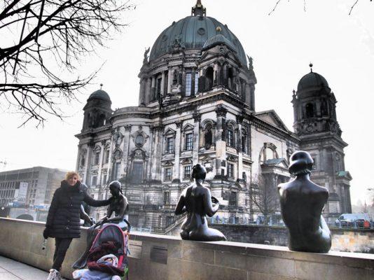 berlin isla museos 534x400 - Berlín con bebé, la capital alemana en familia