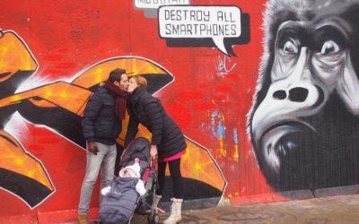 Berlín con bebé