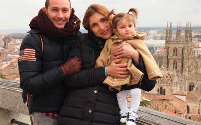 Burgos con bebé