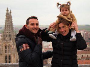 burgos castillo 5 300x225 - Burgos con bebé, descubriendo Castilla y León en familia