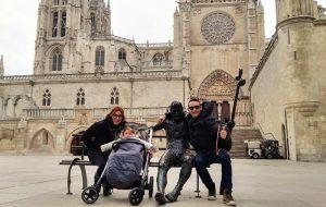 burgos catedral 300x190 - Burgos con bebé, descubriendo Castilla y León en familia