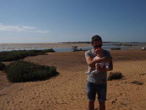 cacela velha 2 300x225 - Road trip por Andalucía con bebé en una semana