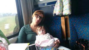 interrail tren 2 300x169 - Interrail con bebé: recorriendo Europa