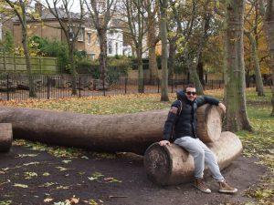 londres holand park 300x225 - Londres con bebé: Nuestro itinerario de 4 días