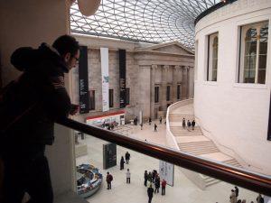 londres museo 7 300x225 - Londres con bebé: Nuestro itinerario de 4 días