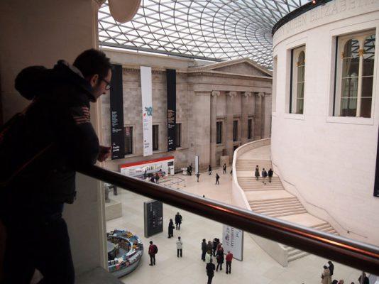londres museo 7 534x400 - ¿Qué hacer gratis o casi gratis en Londres con bebé?