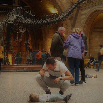 londres museo historia natural 5 356x356 - ¿Qué hacer gratis o casi gratis en Londres con bebé?