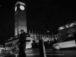 londres noche 300x225 - Londres con bebé: Nuestro itinerario de 4 días