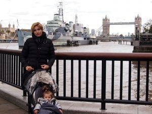 londres rio 2 300x225 - Londres con bebé: Nuestro itinerario de 4 días