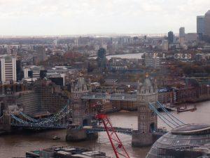 londres vistas 4 300x225 - Londres con bebé: Nuestro itinerario de 4 días