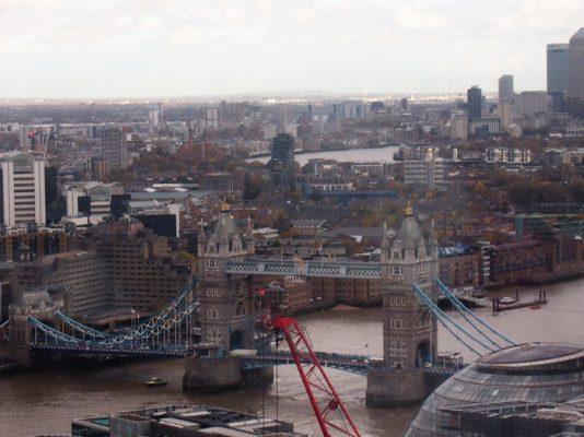 londres vistas 4 534x400 - ¿Qué hacer gratis o casi gratis en Londres con bebé?