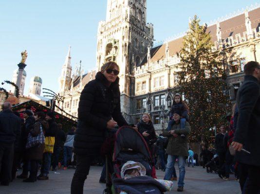 munich 534x400 - Múnich con bebé. ¿Qué ver en 2 días en la capital Baviera?