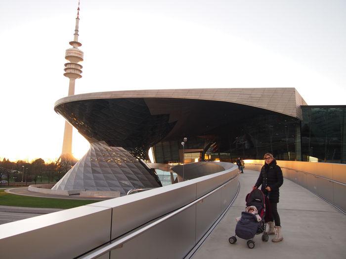Múnich con bebé. ¿Qué ver en 2 días en la capital Baviera?