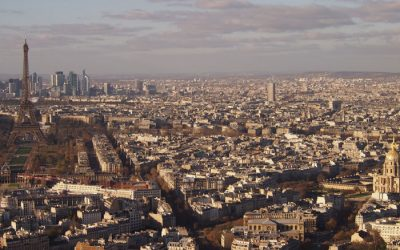 ¿Cómo organizar un viaje a Francia en Navidad?