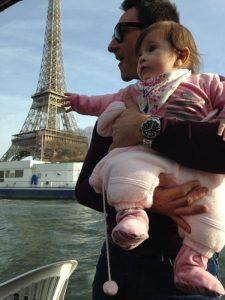 paris crucero sena 2 225x300 - París con bebé, la ciudad del amor con pañales