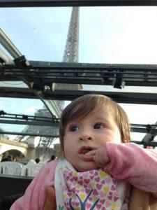 paris crucero sena 225x300 - París con bebé, la ciudad del amor con pañales