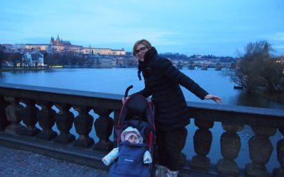 Un bebé en Praga, una ciudad para disfrutar en familia