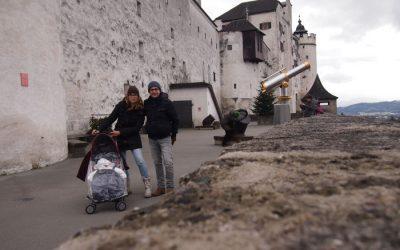 MUNICH y visita a Salzburgo con bebé