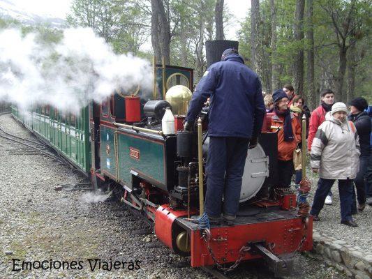 Tren del Fin del Mundo - Ushuaia (Argentina)