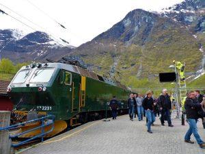 Tren flam 5 300x225 - Experiencias increíbles viajando en tren por Travel Bloggers