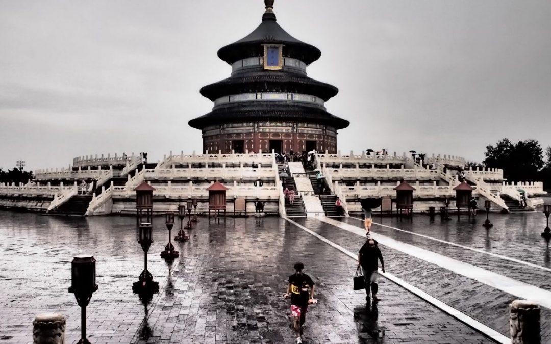 El Tour Pekín Imperial con niños