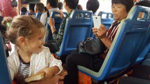 barco palacio verano bejing 2 300x169 - El Tour Pekín Imperial con niños