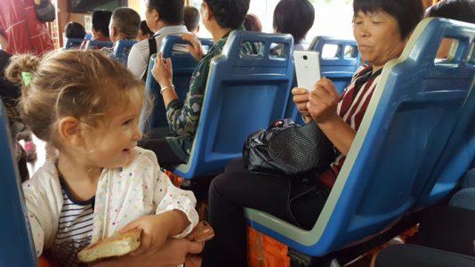 barco palacio verano bejing 2 534x300 - El Tour Pekín Imperial con niños