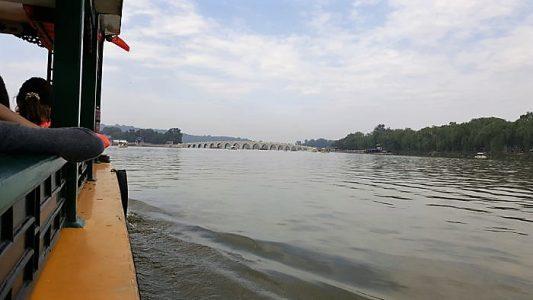 barco palacio verano bejing 4 533x300 - El Tour Pekín Imperial con niños