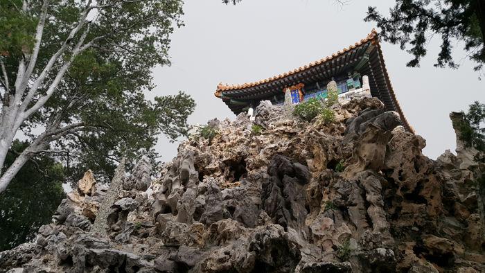 jardines palacio imperial bejing - El Tour Pekín Imperial con niños