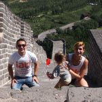 jioshan muralla1 150x150 - Hasta el final de la Muralla China con nuestra bebé