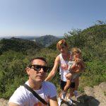 jioshan muralla3 150x150 - Hasta el final de la Muralla China con nuestra bebé
