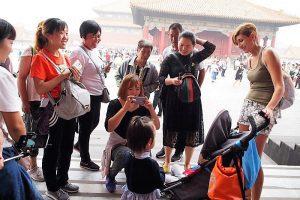 palacio imperial bejing 10 300x200 - El Tour Pekín Imperial con niños