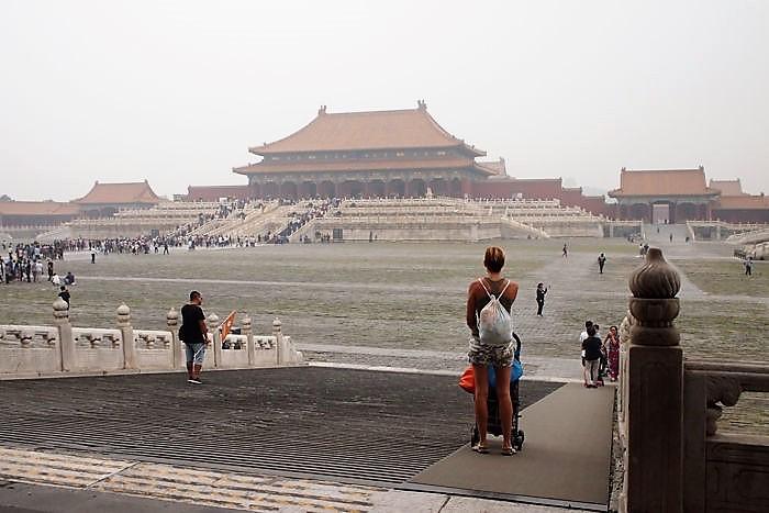 palacio imperial bejing 4 - El Tour Pekín Imperial con niños