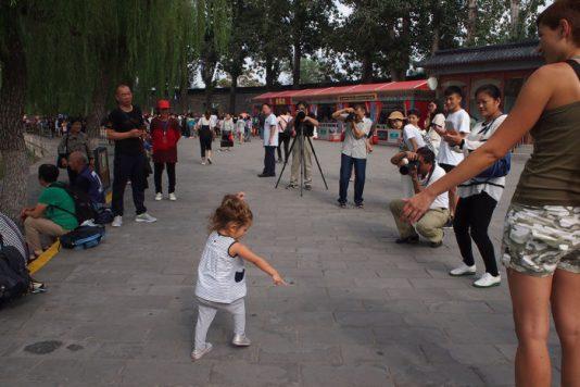palacio verano bejing 15 534x356 - El Tour Pekín Imperial con niños
