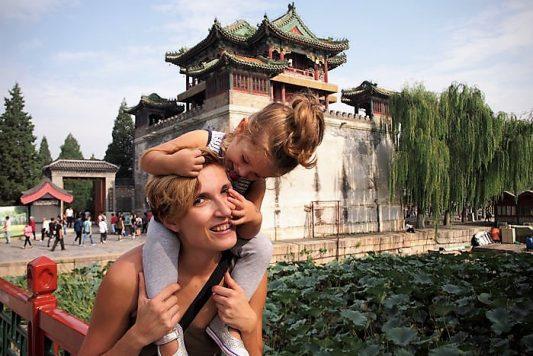 palacio verano bejing 24 533x356 - El Tour Pekín Imperial con niños
