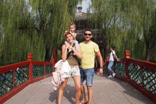 palacio verano bejing 25 534x356 - El Tour Pekín Imperial con niños