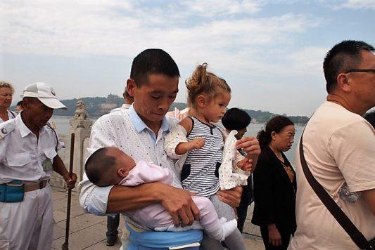 palacio verano bejing 26 533x356 - El Tour Pekín Imperial con niños