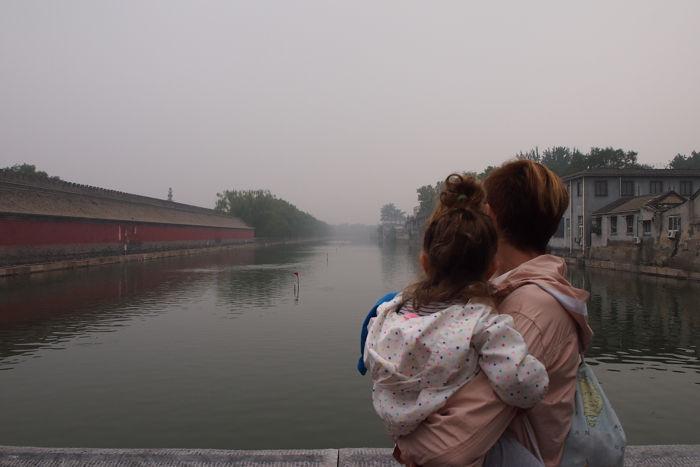 puerta sur palacio imperial - El Tour Pekín Imperial con niños