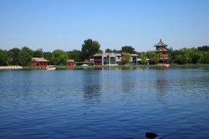 lago houhai pekin 300x200 - Pekín en 4 días con bebé
