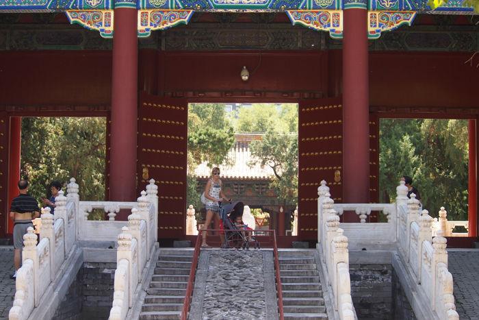 templo confucio pekin3 - Pekín en 4 días con bebé