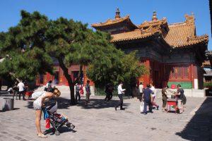 templo lama pekin4 300x200 - Pekín en 4 días con bebé