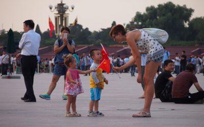 Pekín en 4 días con bebé