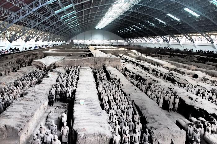 ¿Qué ver en Xi'an en un día con niños?