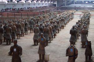 guerreros terracota8 300x200 - ¿Qué ver en Xi'an en un día con niños?