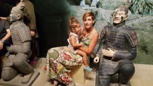 museo guerreros terracota2 300x169 - ¿Qué ver en Xi'an en un día con niños?