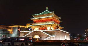 torre campana 300x158 - ¿Qué ver en Xi'an en un día con niños?