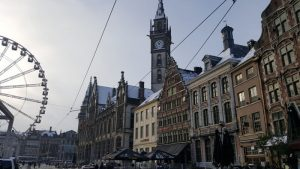 gante 300x169 - Gante con niños en Navidad, viaje a Flandes en familia
