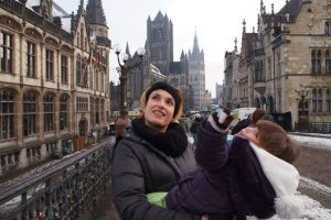 gante14 300x200 - Gante con niños en Navidad, viaje a Flandes en familia