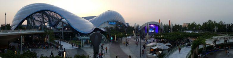 tron_disneyland_shanghai